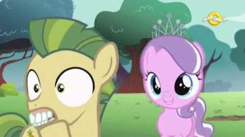 My Little Pony Friendship Is Magic - The Pony I Want to Be, reprise (Romanian)