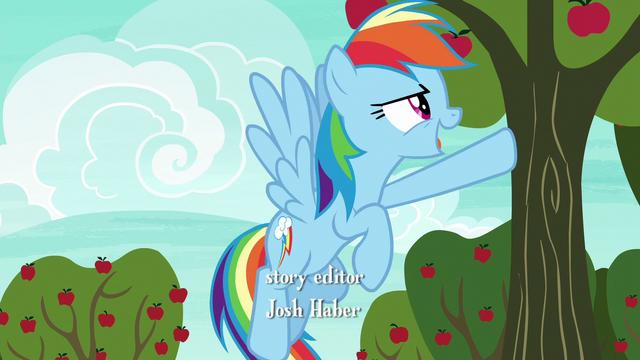 "File:Rainbow Dash ""offense..."" S6E18.png"