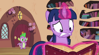 Twilight worried S3E03