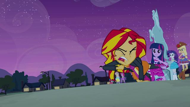 """File:Sunset Shimmer """"grab him, you fools!"""" EG.png"""