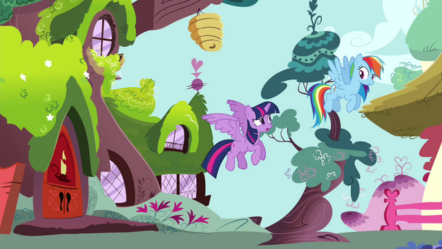 "File:Twilight ""the premiere Wonderbolts choreographer?"" S4E21.png"