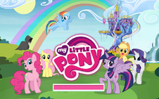 MLP Game Twilight's Castle Update Loading Screen