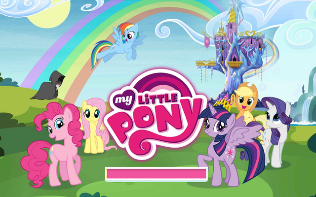 File:MLP Game Twilight's Castle Update Loading Screen.png