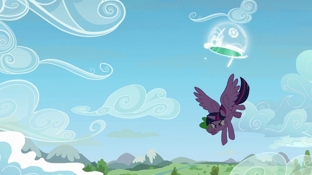 File:Twilight flies out of the portal with Spike S5E26.png