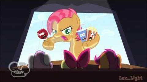 My Little Pony La Magia de la Amistad - Babs Seed (Español de España) -720p-