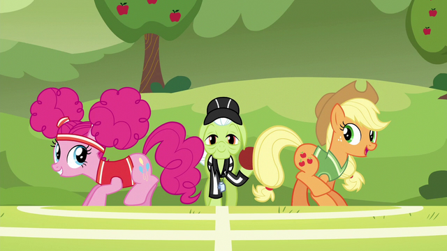 """File:Applejack """"just try your best, Pinkie"""" S6E18.png"""
