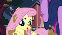 "Fluttershy ""can't wait to get the mud out"" S5E3"