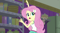 """Fluttershy """"can someone help me out?"""" EG4"""