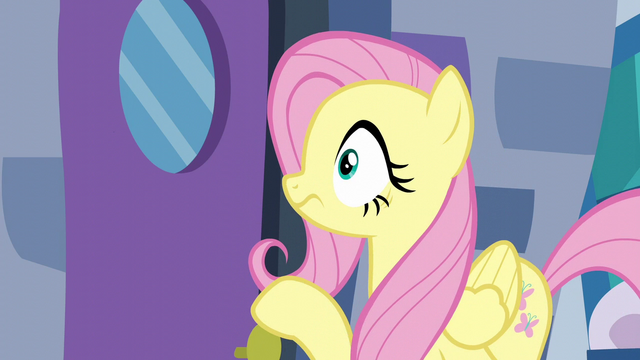 File:Fluttershy hears a loud crash S6E11.png