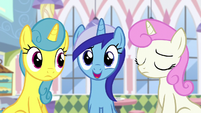 "Minuette ""For what?"" S5E12"