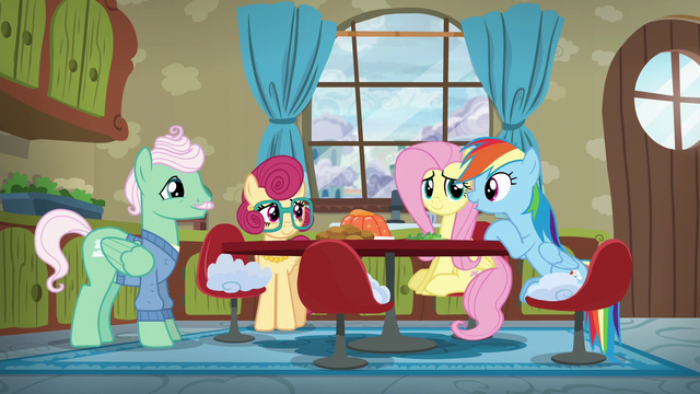 File:Rainbow Dash 'And it was super awesome of you to invite me too!' S6E11.png