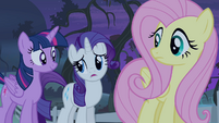 Rarity also confused S4E07