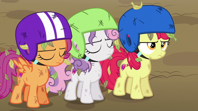 File:Sweetie and Scootaloo agreeing with Apple Bloom S6E14.png
