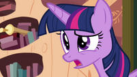 "Twilight ""can you repeat any of my lesson?"" S4E21"