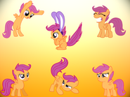 FANMADE Scootaloo 3
