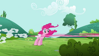 Pinkie Pie clone zooms off the other way S3E3