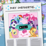 Pony Confidential 2013-12-13 - Songs of Friendship and Magic