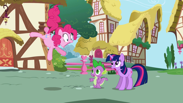 File:Pinkie Pie Twilight Sparkle first meet S1E01.png