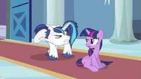 Twilight yeah sure S2E25