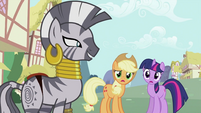 Zecora talking 3 S2E06