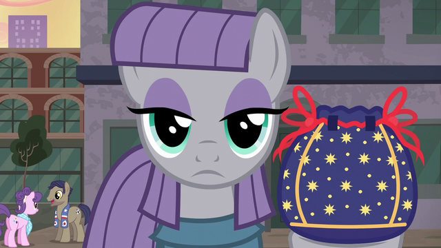"File:Maud Pie ""clenching"" her jaw S6E3.png"