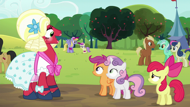 """File:Orchard Blossom """"Would these be your dear and beloved"""" S5E17.png"""