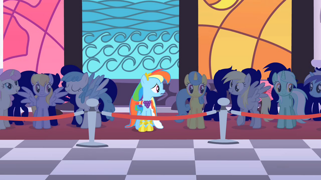 File:Rainbow Dash alone at the Gala S1E26.png
