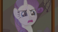 "Rarity reflection ""has to live with that guilt"" S5E19"