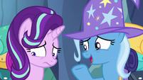 "Trixie ""you don't need magic"" S6E26"