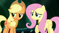 "Applejack ""that's what I thought"" S4E02"