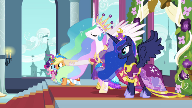 "File:Celestia ""may I present"" S03E13.png"
