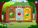 Collecting apples minigame apple choice MLP game