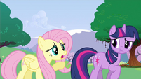 Fluttershy you okay S2E25