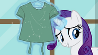 Rarity hospital gowns S2E16