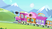 The Friendship Express S4E24