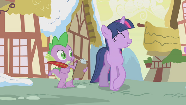 "File:Twilight ""You ponies need organization"" S1E11.png"
