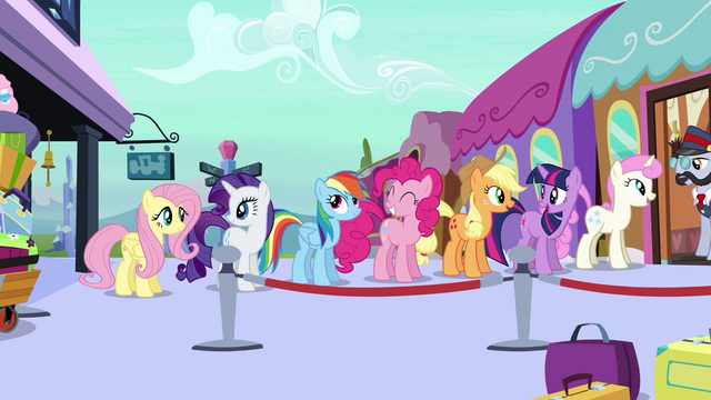 File:Main six and Twinkleshine about to board the train S03E11.png