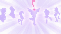 Main six transformation silhouettes EG