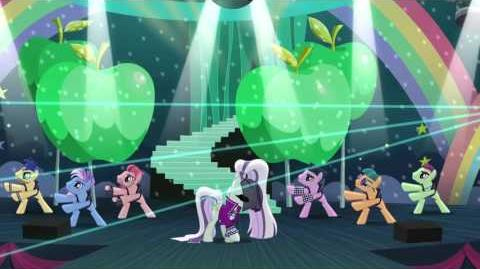 My Little Pony Friendship is Magic - The Spectacle Ukrainian