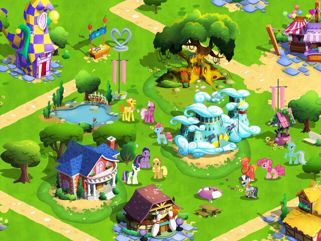 File:My Little Pony iOS game 1.jpg
