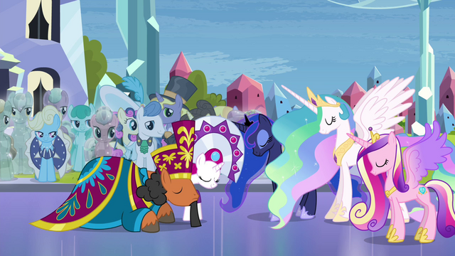 File:Princesses bow to the duke and duchess S4E25.png