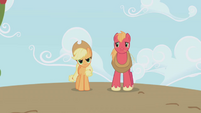 Applejack is determined S1E04