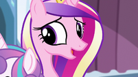 "Cadance ""You must be Sunburst"" S6E2"