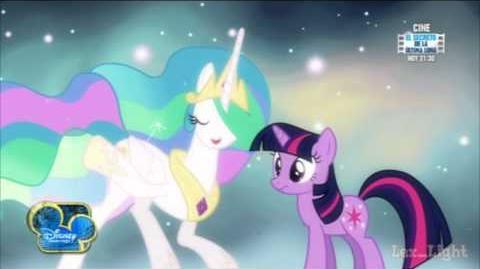 My Little Pony La Magia de la Amistad - Celestia's Ballad (Español de España) -720p-