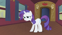 Rarity doesn't think the arrangement is fair S1E21