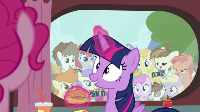 File:Foals behind the window looking at Twilight S4E15.png
