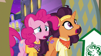 "Pinkie Pie ""Rarity, what did you do?"" S6E12"