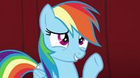 """Rainbow """"Never mind"""" S5E15"""