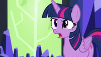 "Twilight ""they wanted me to be there?"" S5E22"