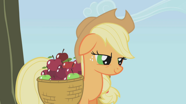 File:Applejack ha! S01E04.png
